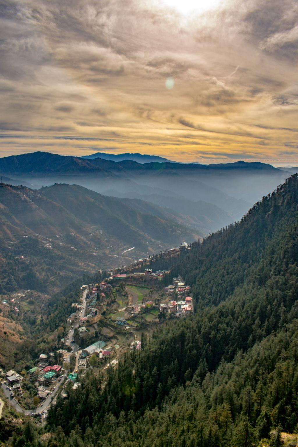 Photo of Shimla By Sandeep Kapoor