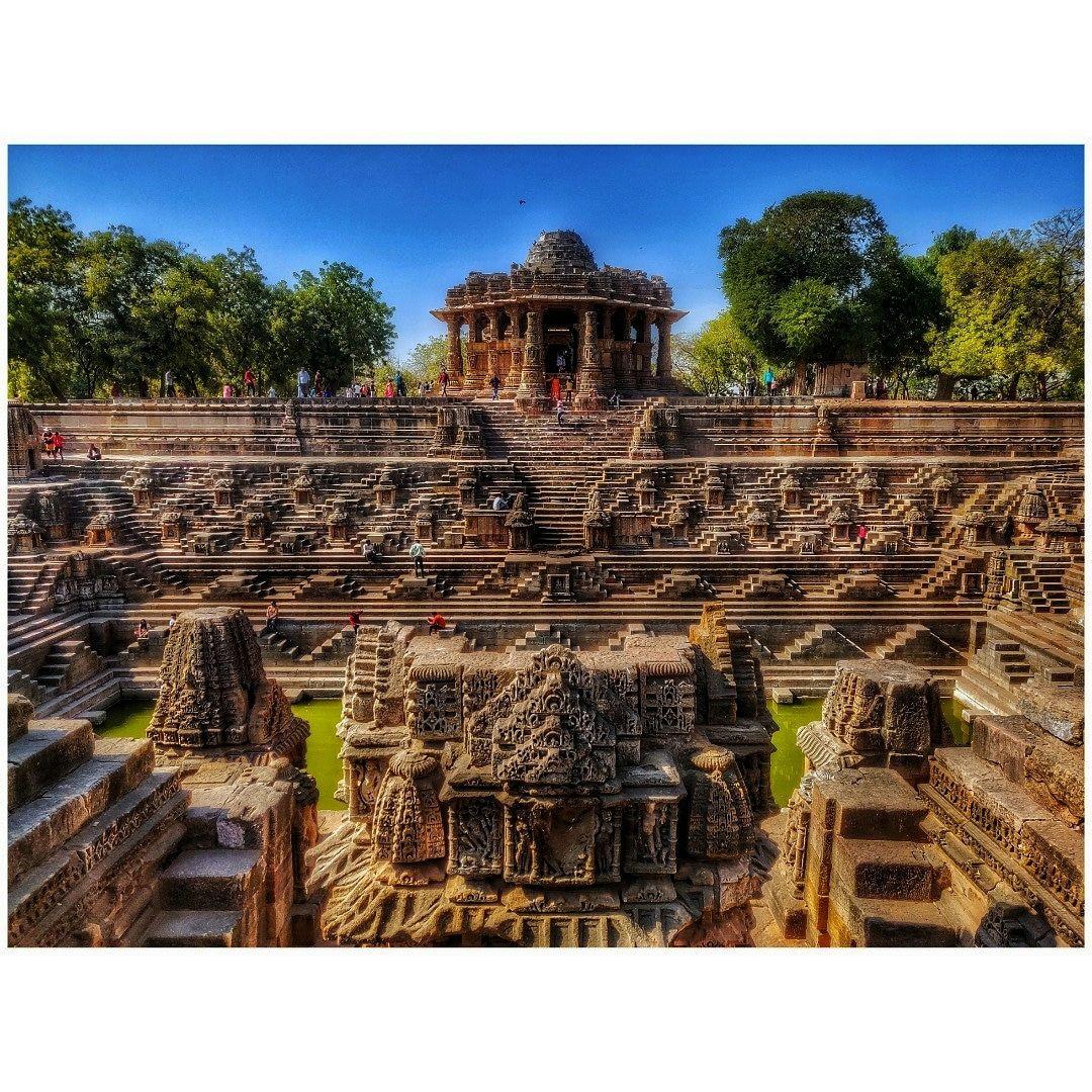 Photo of Modhera Sun Temple By prayag bhavsar