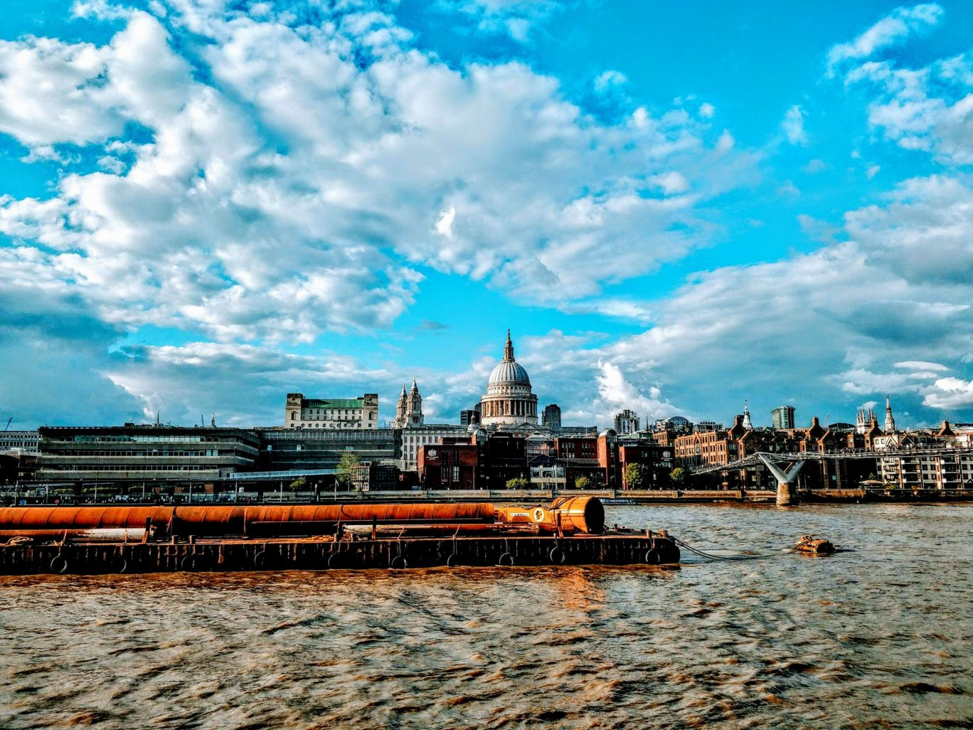 Photo of St. Paul's Cathedral By Ishu Choudhary