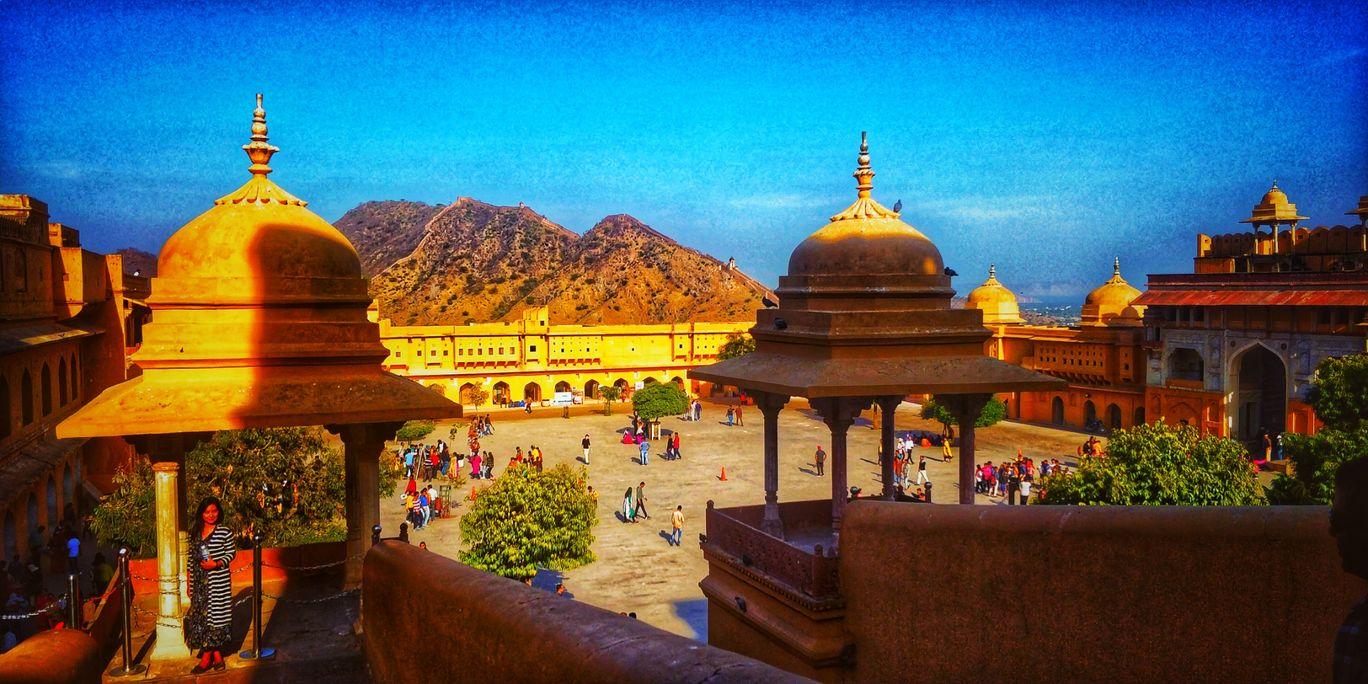 Photo of Jaipur By Dolly Kalita