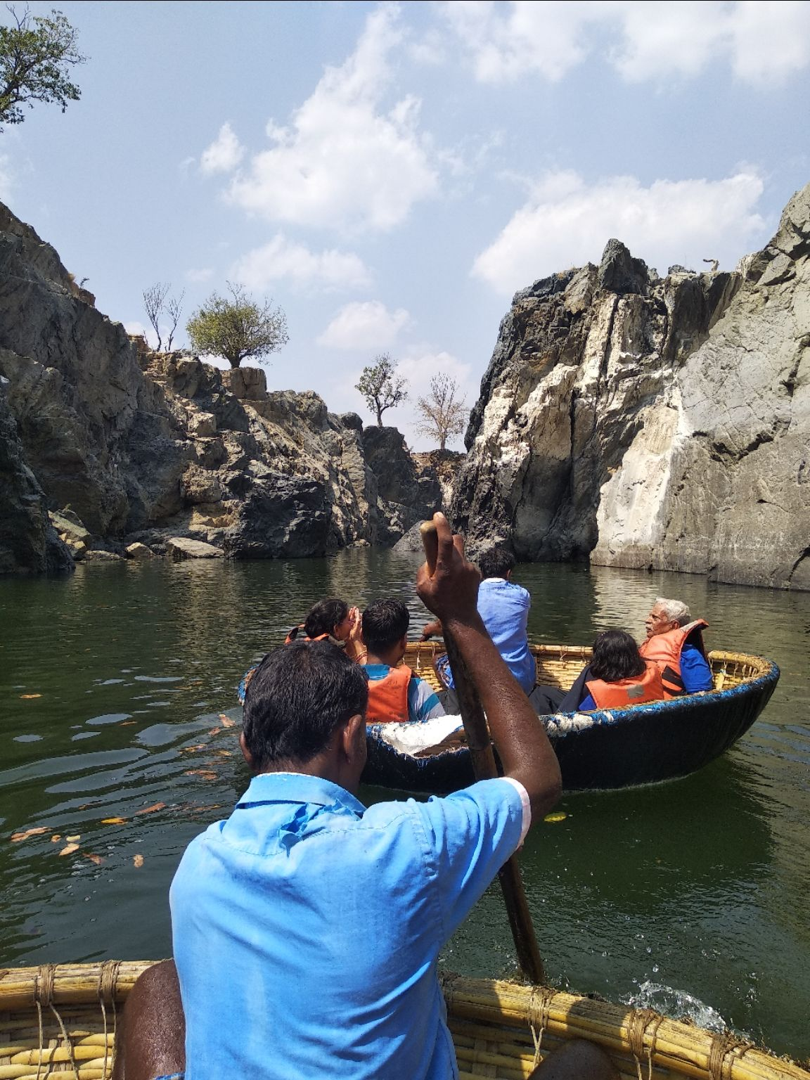 Photo of Hogenakkal Waterfalls By syed aamir