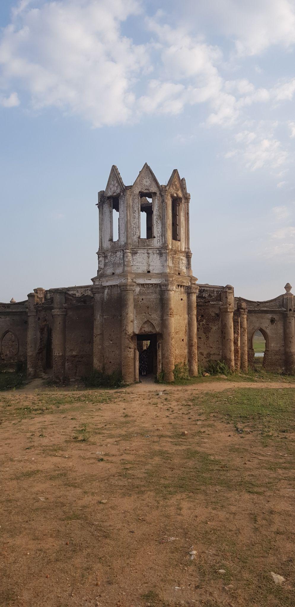 Photo of Shettihalli Church By Sachin Ponnappa.