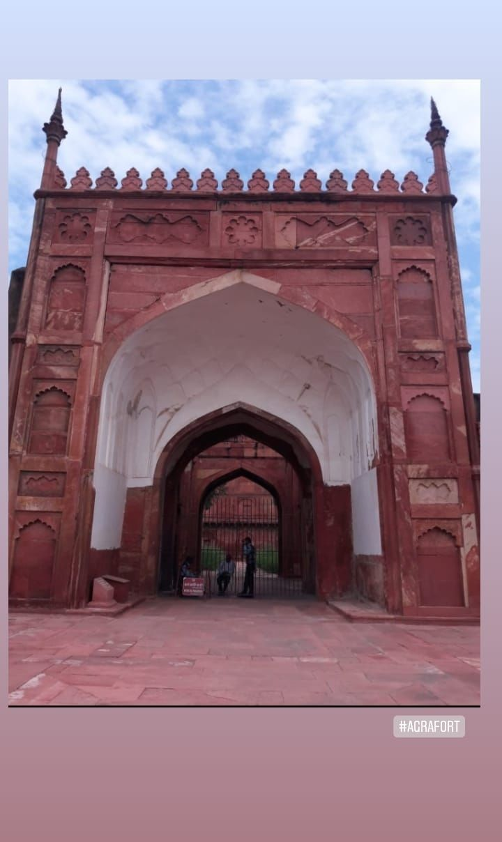 Photo of Agra Fort By Kishan Pagad