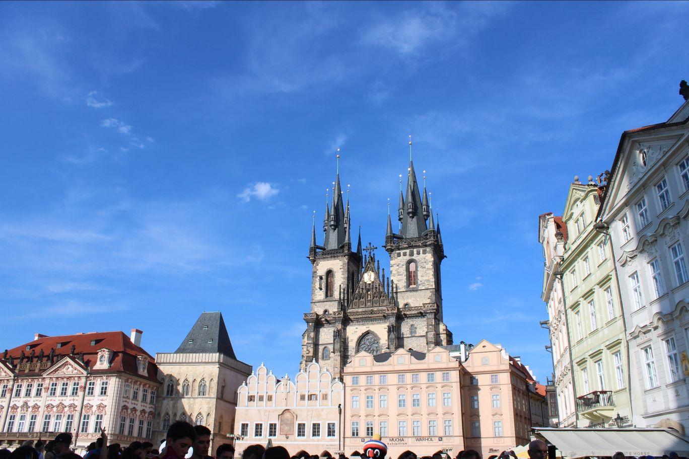 Photo of Prague By Juhi Singh