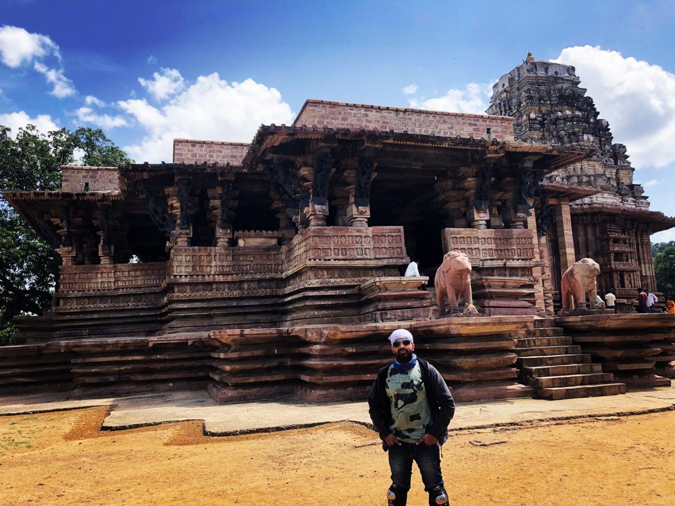 Photo of Ramappa Temple By Charan Swaroop
