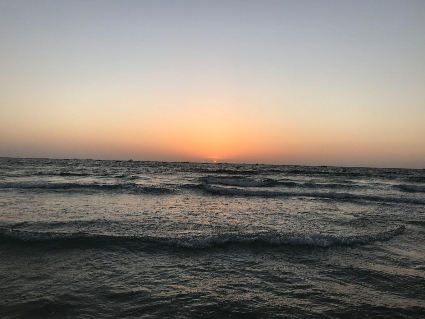Photo of Colva Beach By Soham Chiplunkar