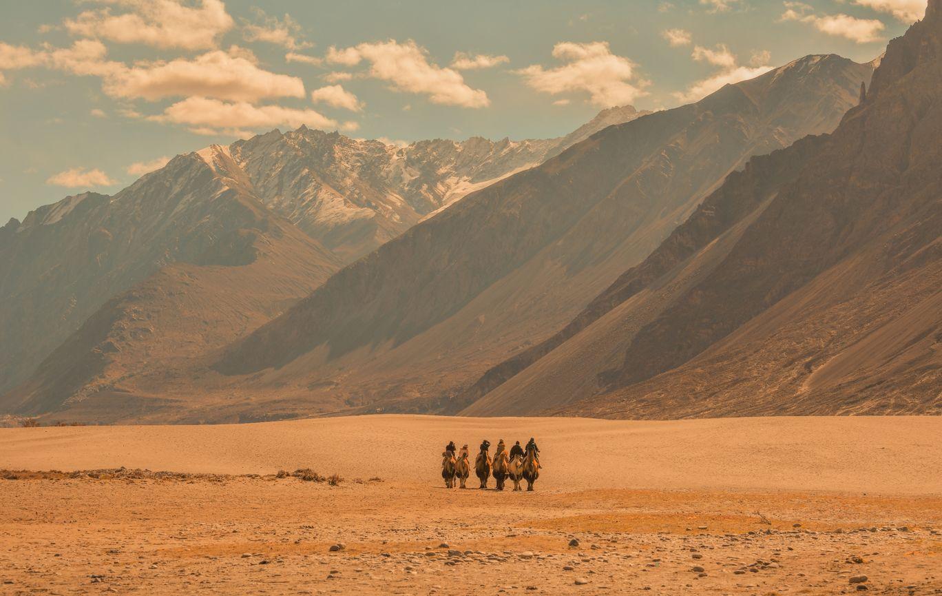 Photo of Nubra Valley By Jeshuran Gj