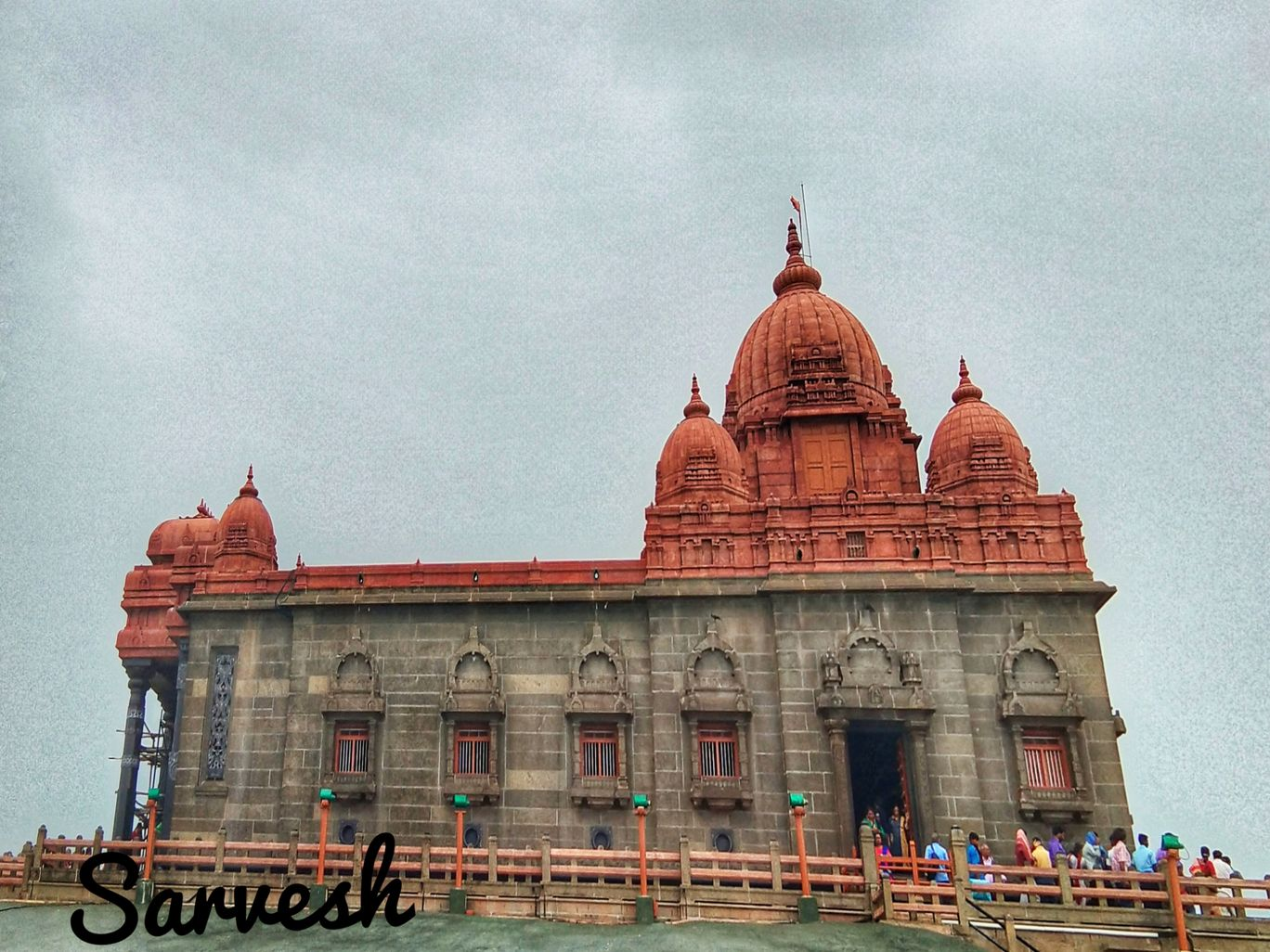 Photo of Vivekananda Rock Memorial By SARVESH S