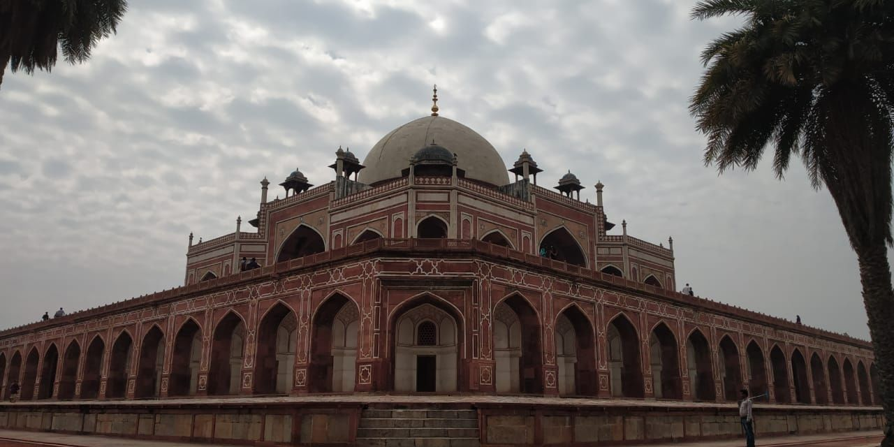 Photo of Humayun's Tomb By Pooja Sharma