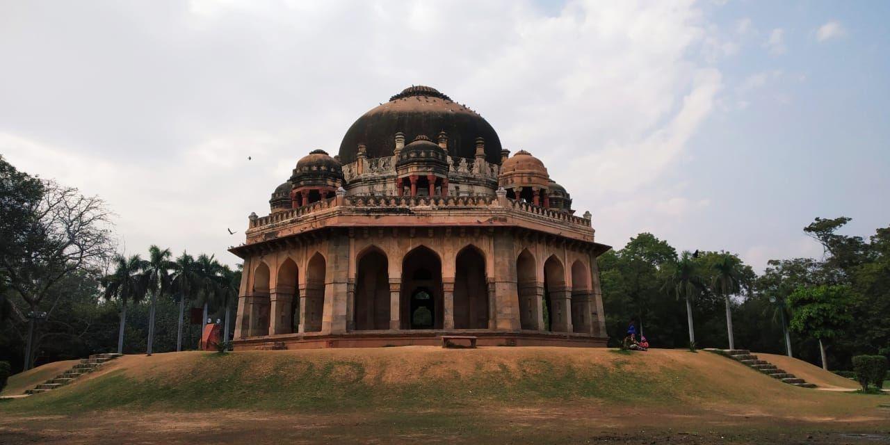 Photo of Humayun's Tomb By Pooja Sharma