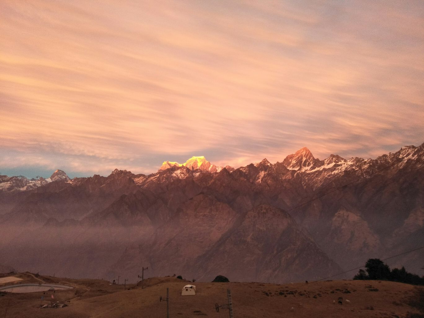 Photo of Auli Laga Joshimath By naman singh adhikari