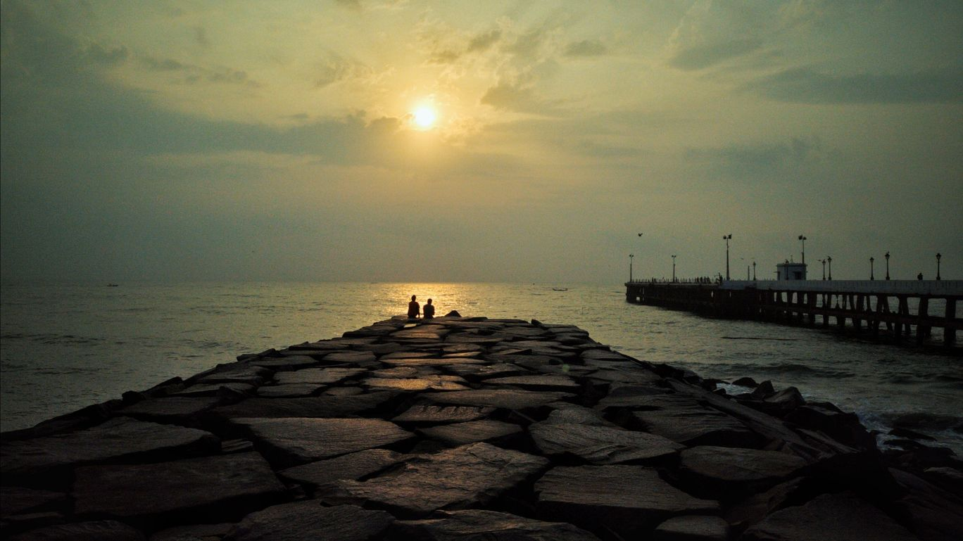 Photo of Pondicherry By Kritika Rastogi
