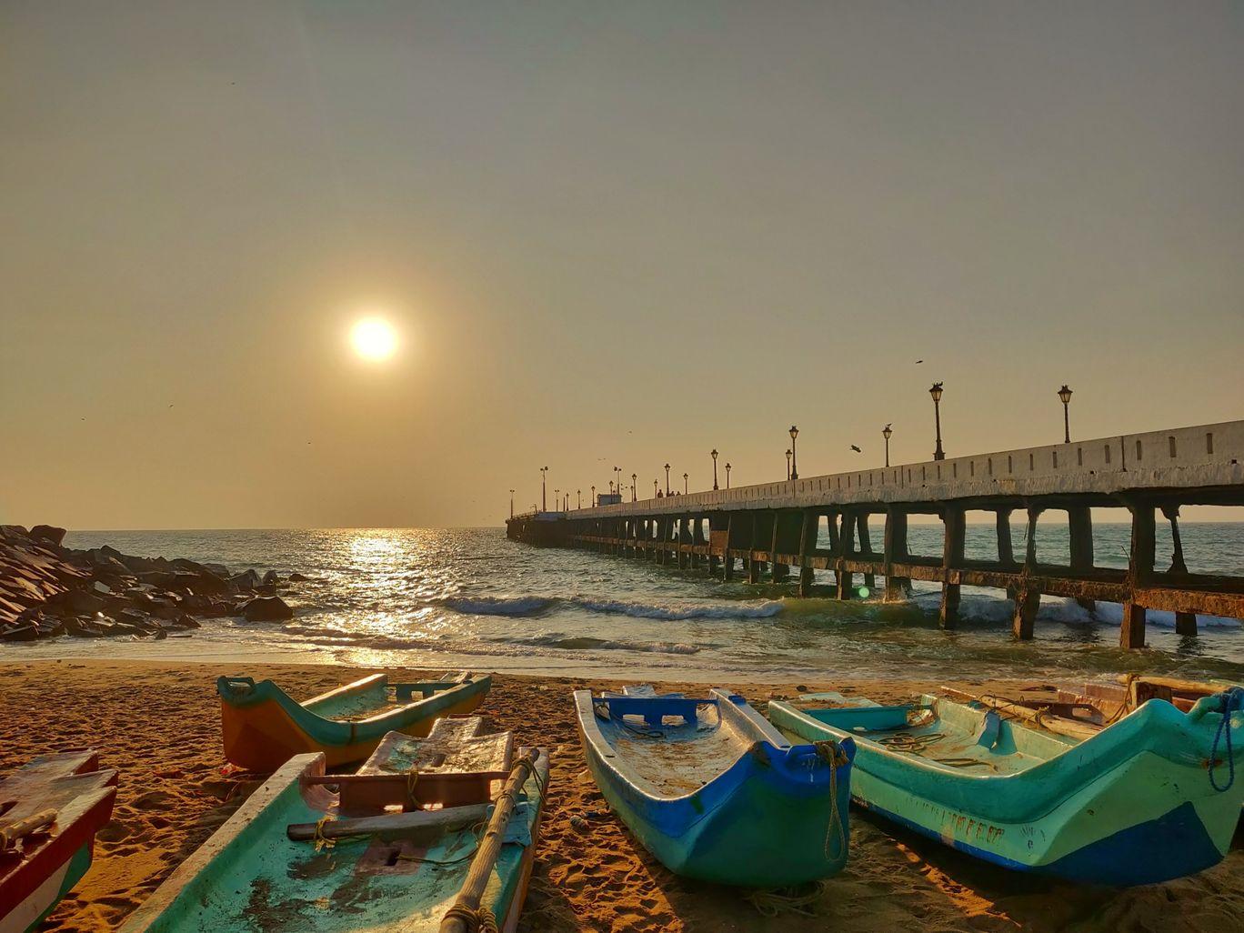 Photo of Pondicherry By Kritika Rastogi