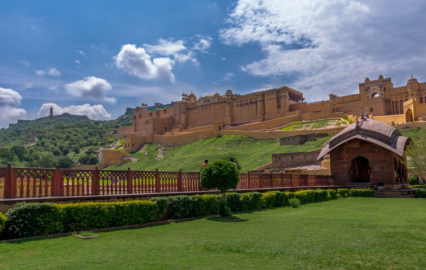 Photo of Amber Fort View By Tajinder Singh