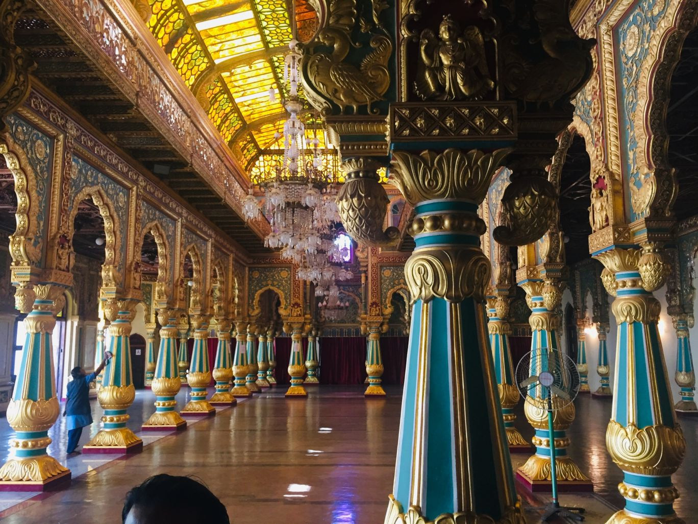 Photo of Mysore Palace By Irshad Mohammed