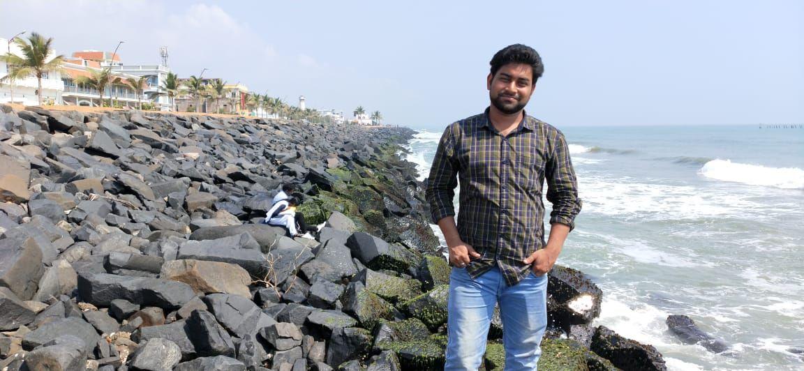 Photo of Marina Beach By Tejeswar Dash