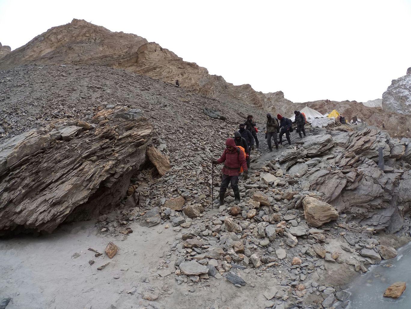 Photo of Chadar trek - Trekking In Ladakh - Frozen River Trekking In Ladakh By Nitin Jaiswal