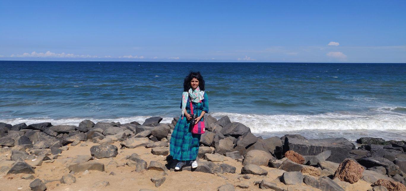 Photo of Solo Trip To Pondicherry By Sree Ranjini