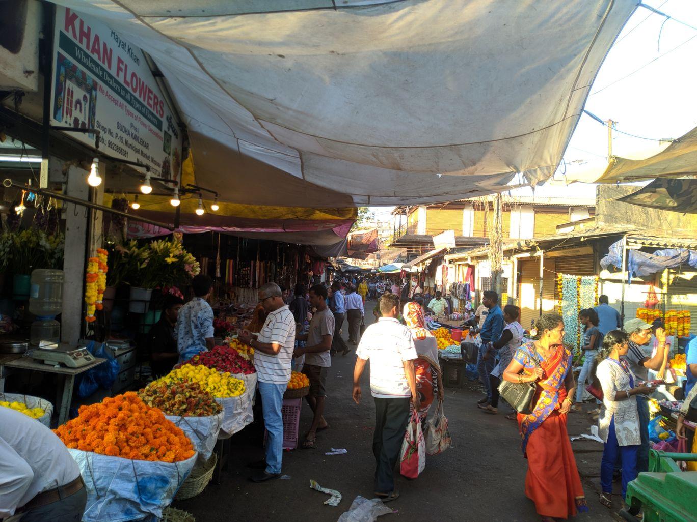 Photo of Mapusa Municipal Market By Faiz Khan