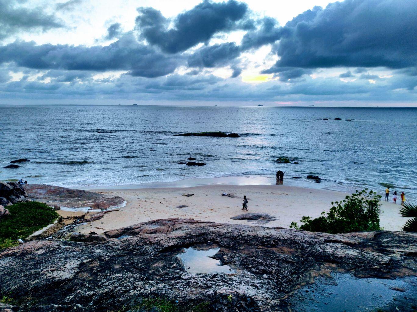 Photo of NITK Beach By Faiz Khan