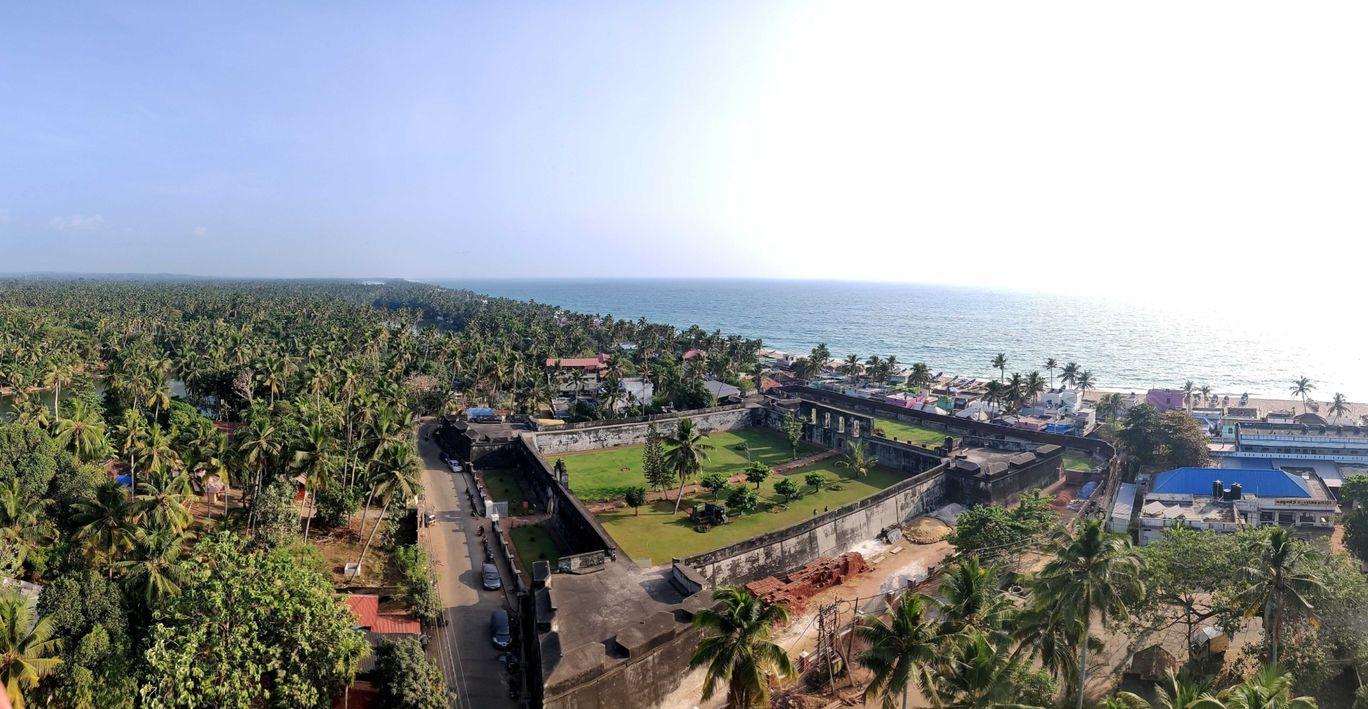 Photo of Varkala Beach By vinjith vijaykumar
