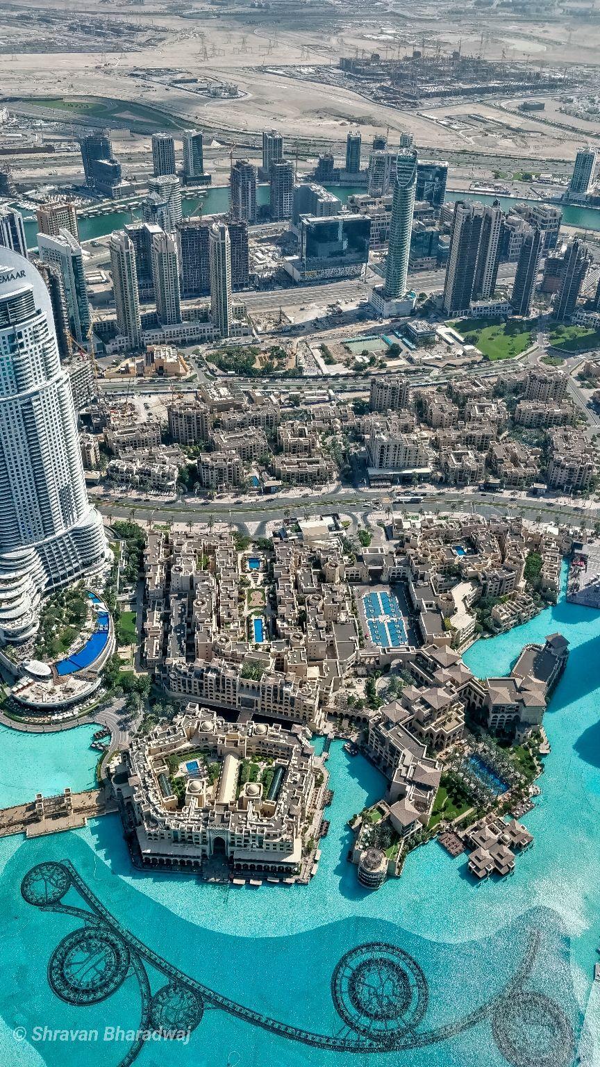 Photo of Dubai - United Arab Emirates By Shravan Bharadwaj