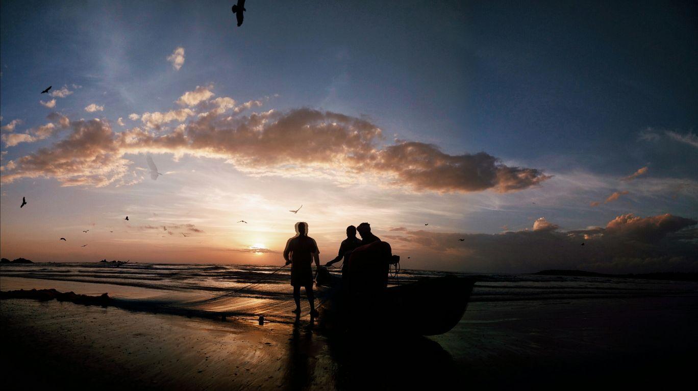 Photo of Muzhappilangad Drive in Beach By Adarsh Suraj