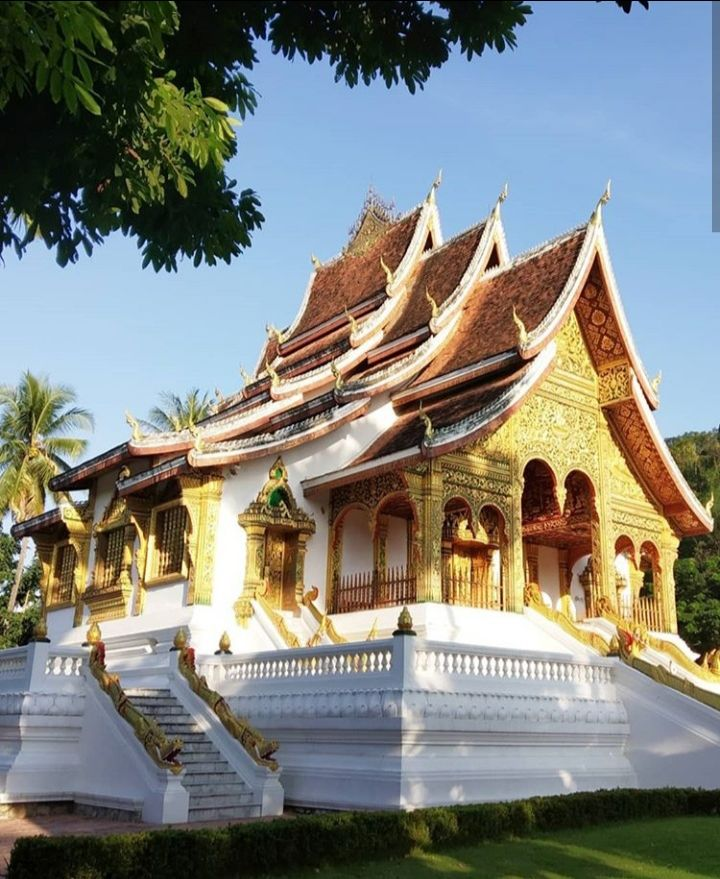 Photo of Luang Prabang By Manisha Silveira D'Souza