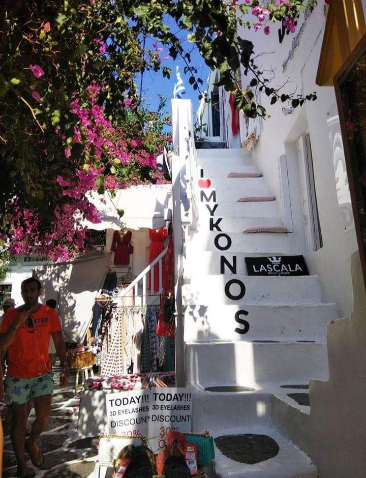 Photo of Mykonos By Manisha Silveira D'Souza