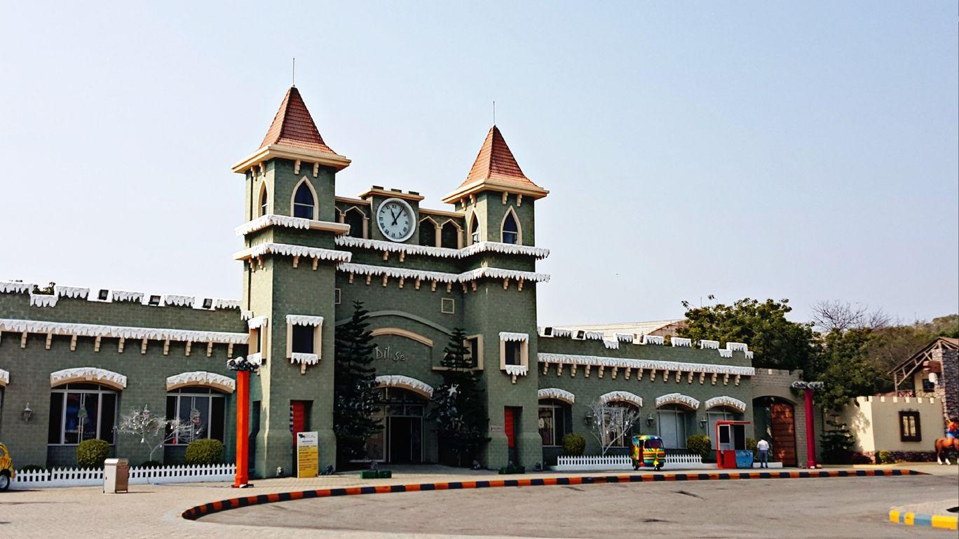 Photo of Ramoji Film City By abhishek saini