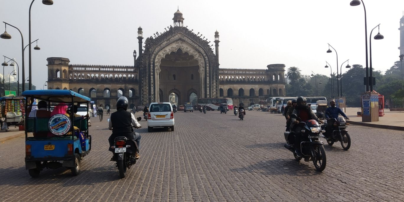 Photo of Bara Imambara By Aastika Anand