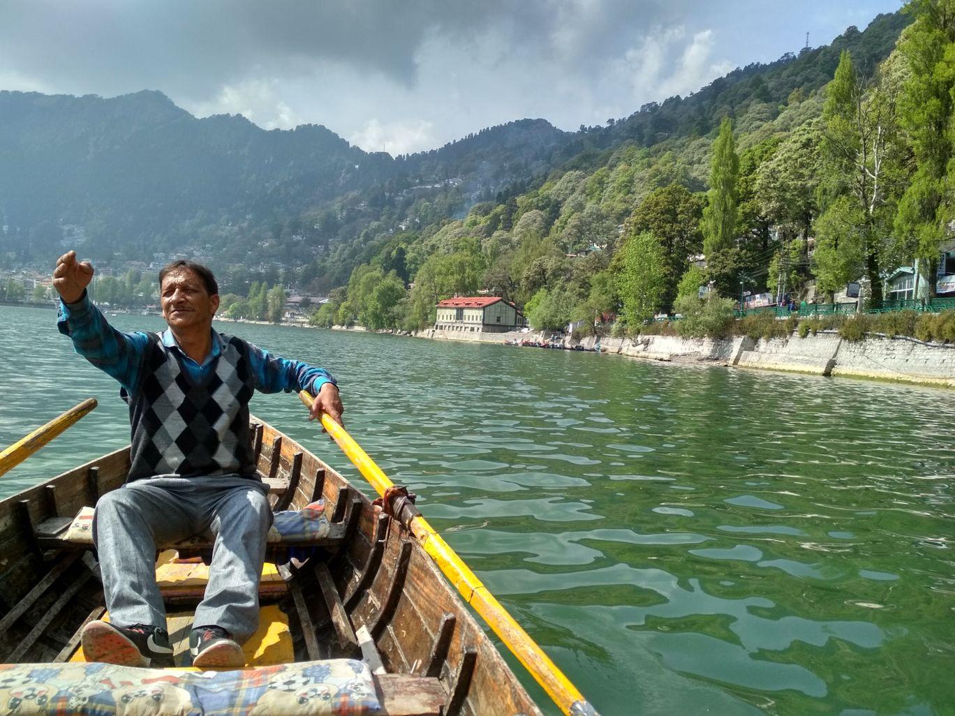 Photo of Nainital Lake By Aastika Anand