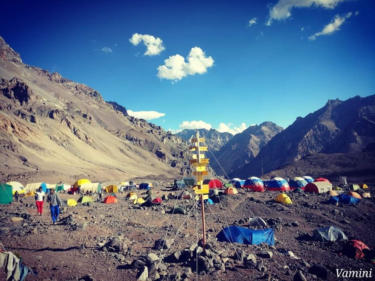 Photo of Aconcagua By Vamini Sethi
