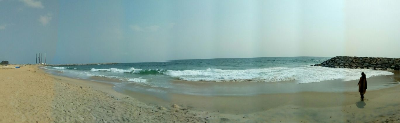 Photo of Perumathura Beach By Mozart Benedict