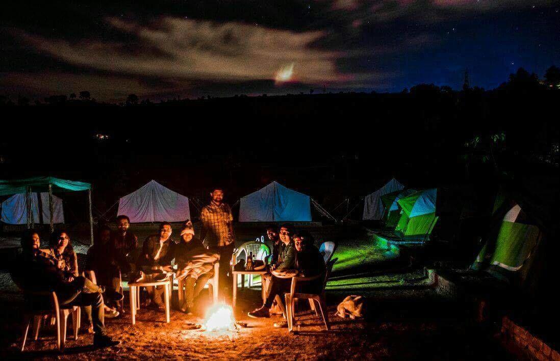 Photo of Pawna lake camping By Sunset Pawna