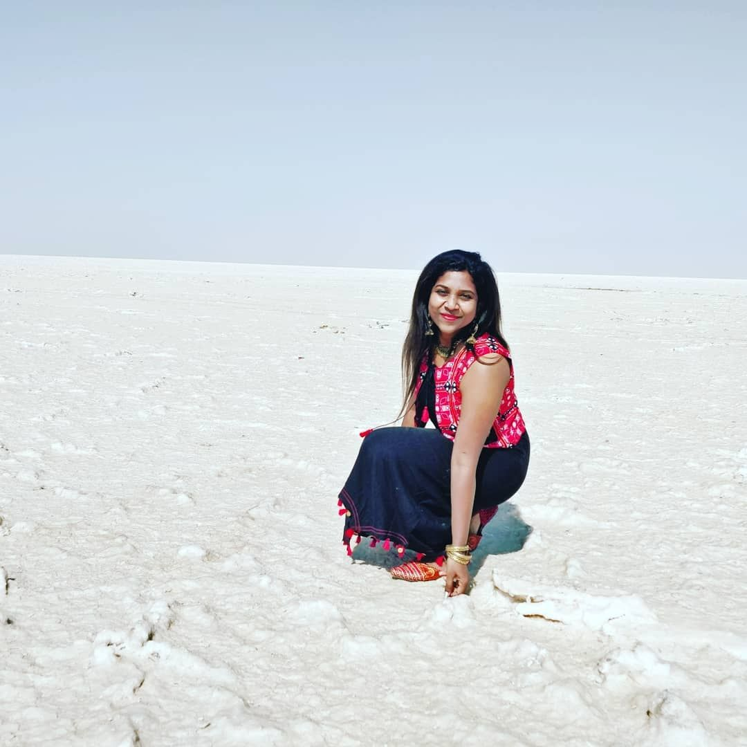 Photo of Rann of Kutch By Priya Ch