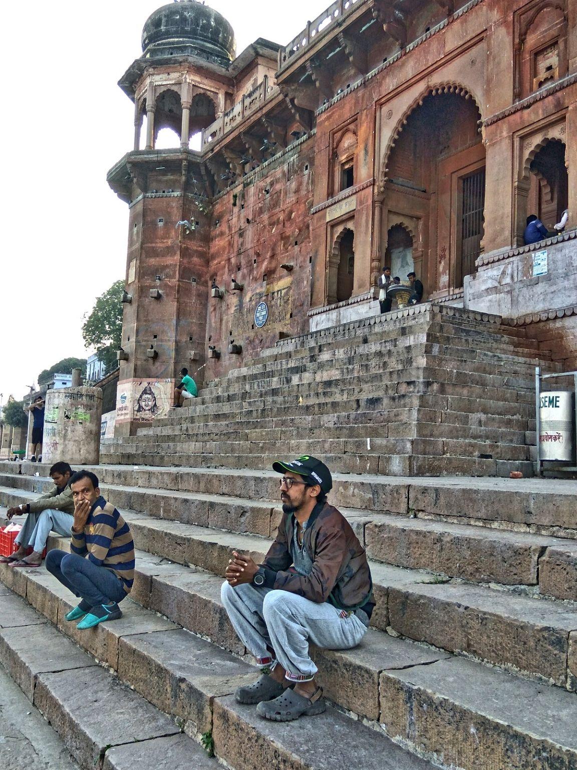 Photo of Varanasi By My_thug_life.