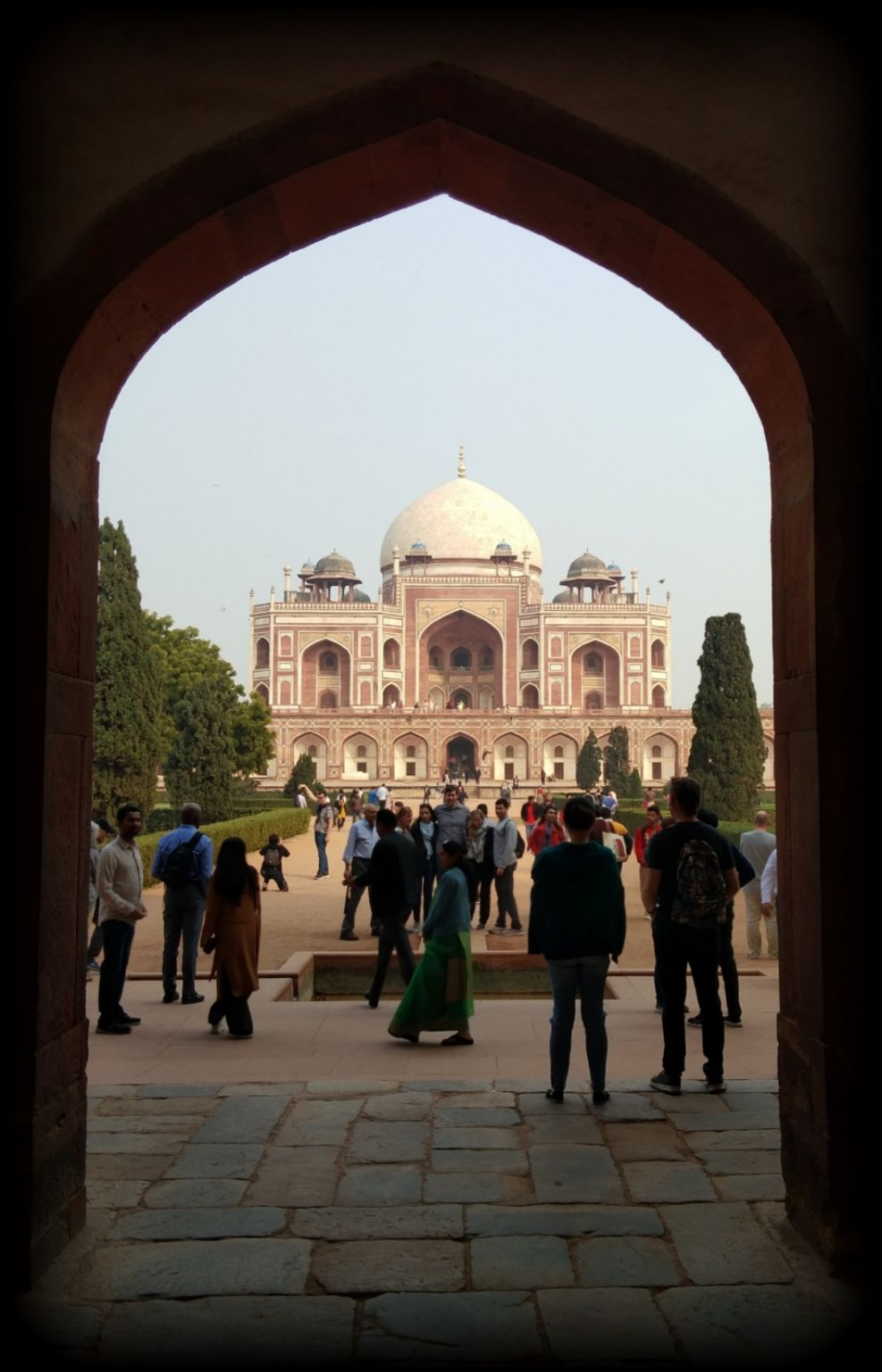 Photo of Humayun's Tomb By Bhavna Mohata
