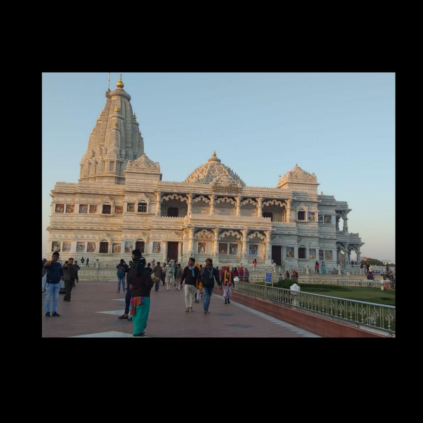Photo of Prem mandir By Bhavna Mohata