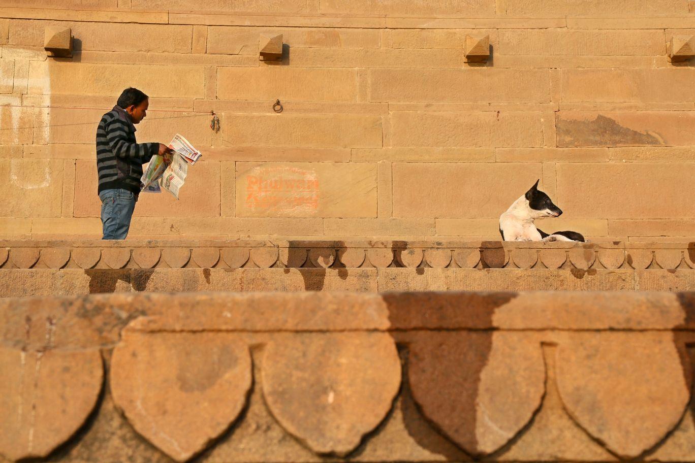 Photo of Varanasi By Somnath Mukherjee