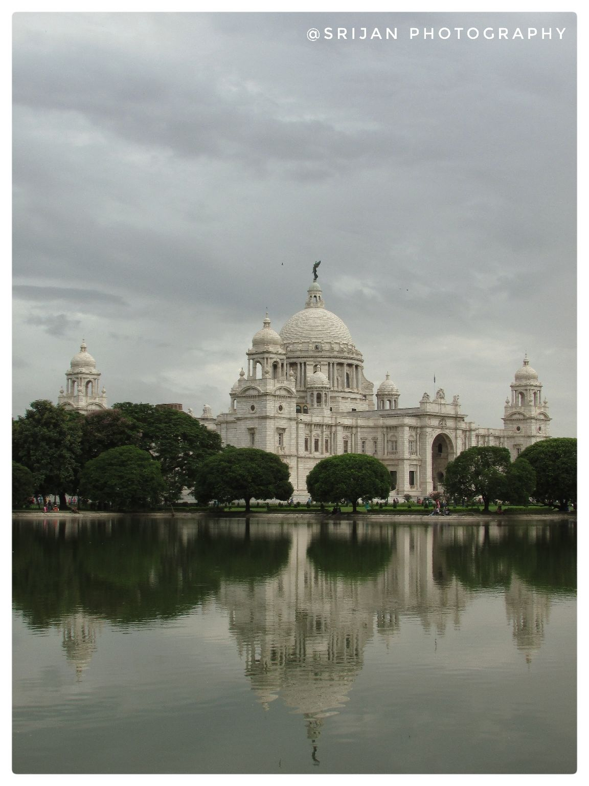 Photo of Victoria Memorial By Srijan Saha