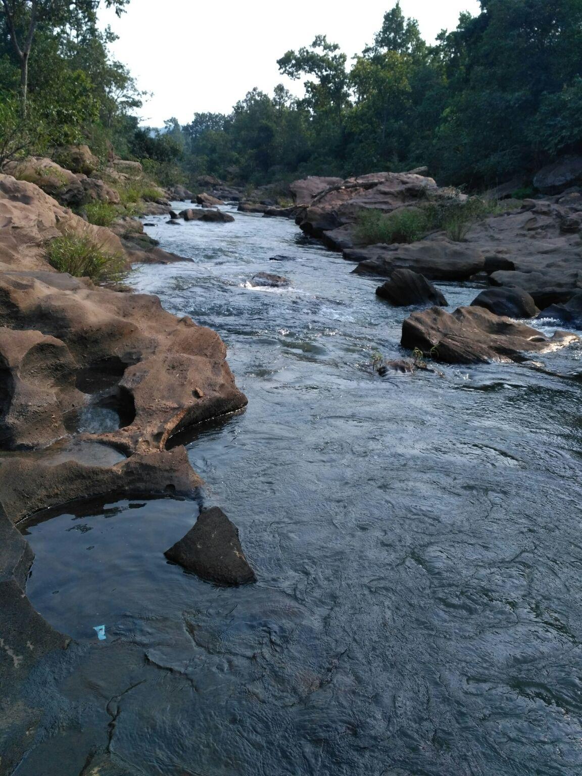 Photo of Koilighughar Water Falls By reeta minz