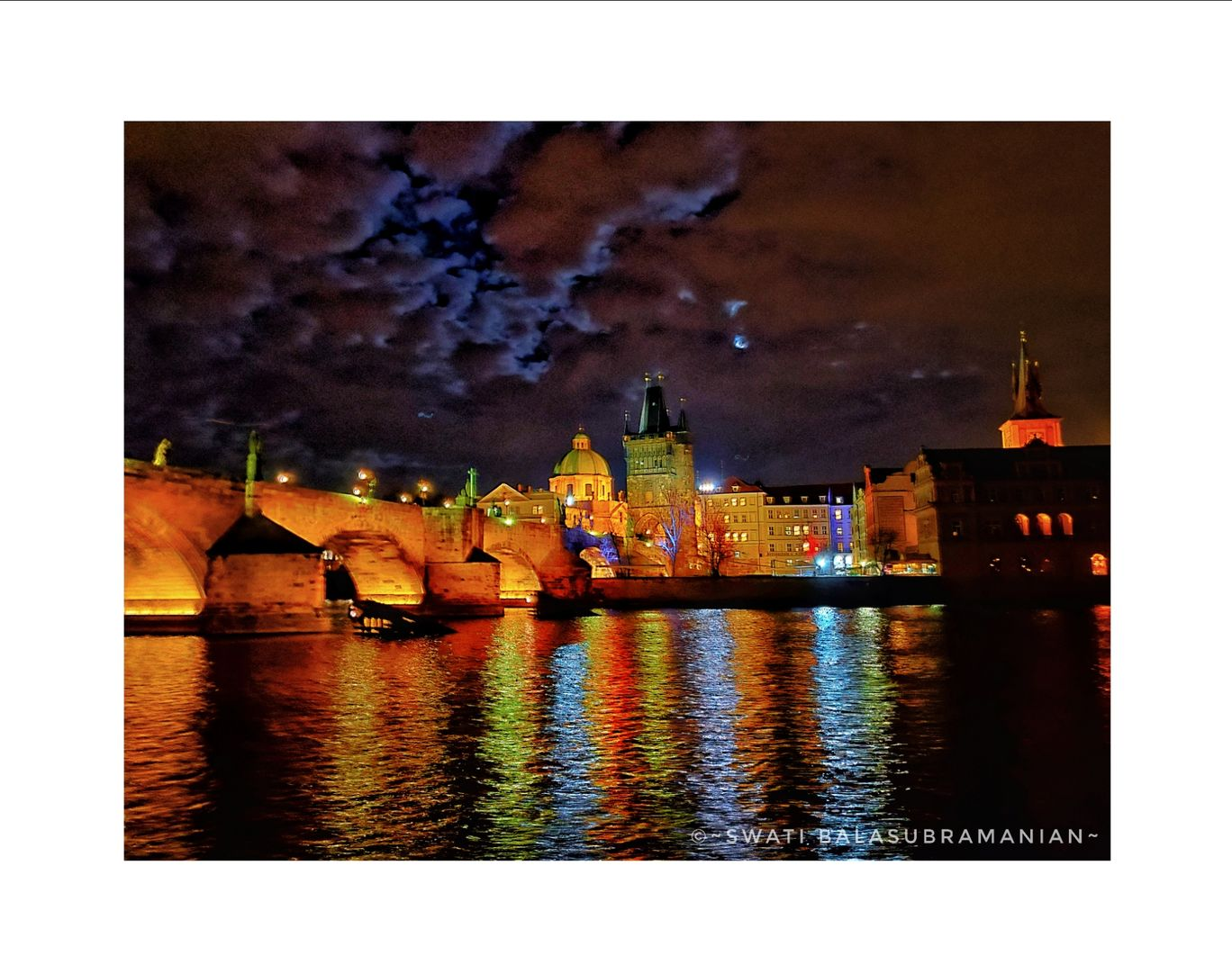 Photo of Prague By swati Balasubramanian