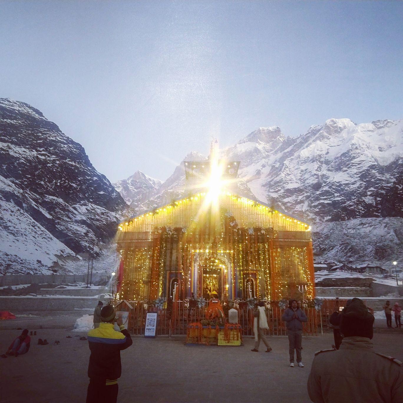 Photo of Kedarnath By Ravi Kant