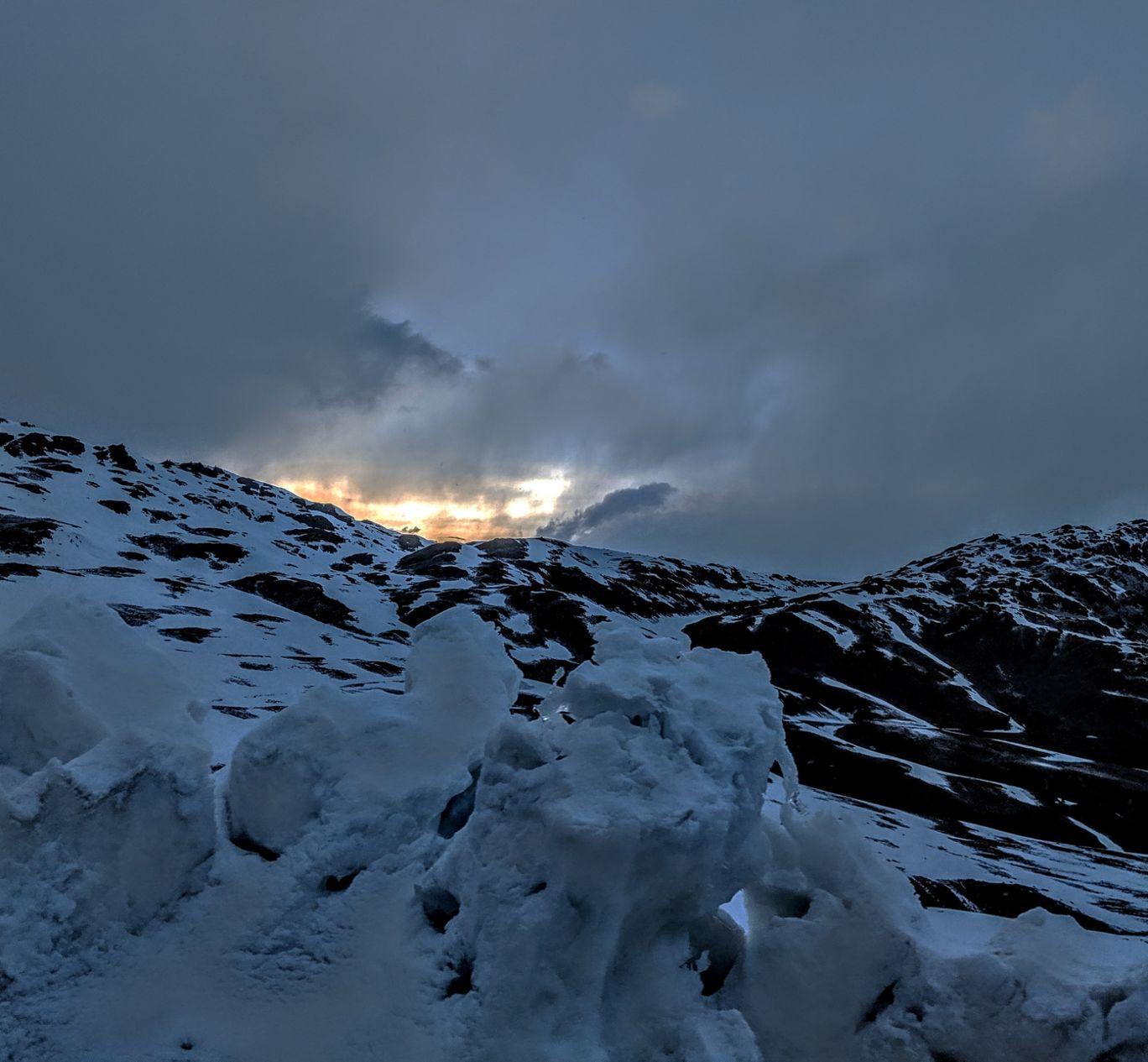 Photo of Kunzum Pass By Hetal Ghelani