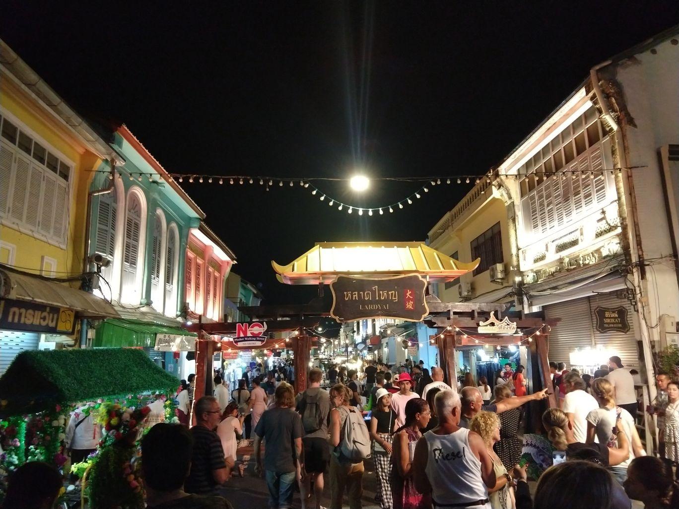 Photo of Phuket Town Sunday Night Market By Rahul Chauhan