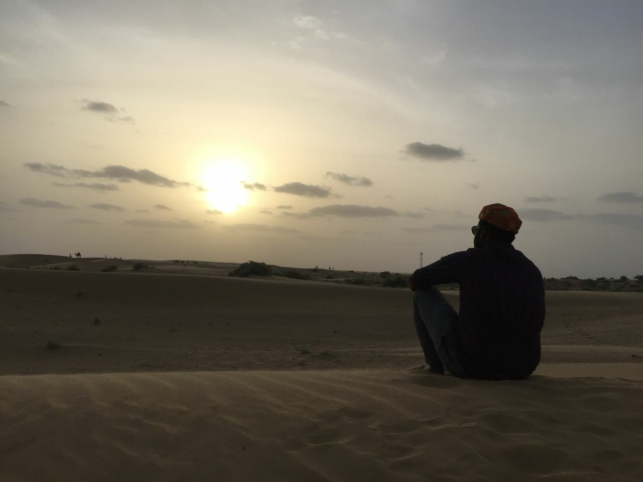 Photo of Sam Sand Dunes By Harsh Bohra