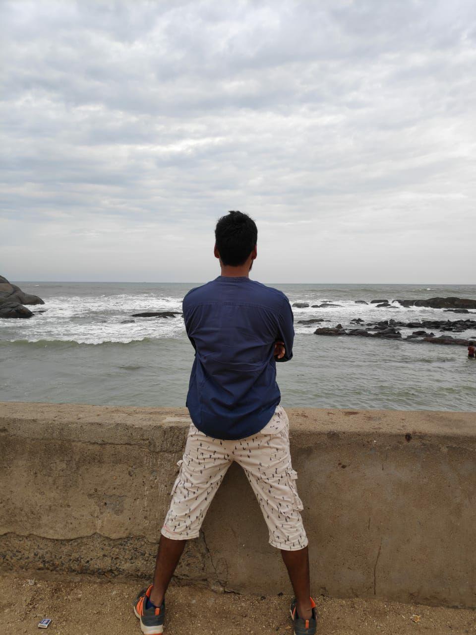 Photo of Kanyakumari Beach By shashank shivram