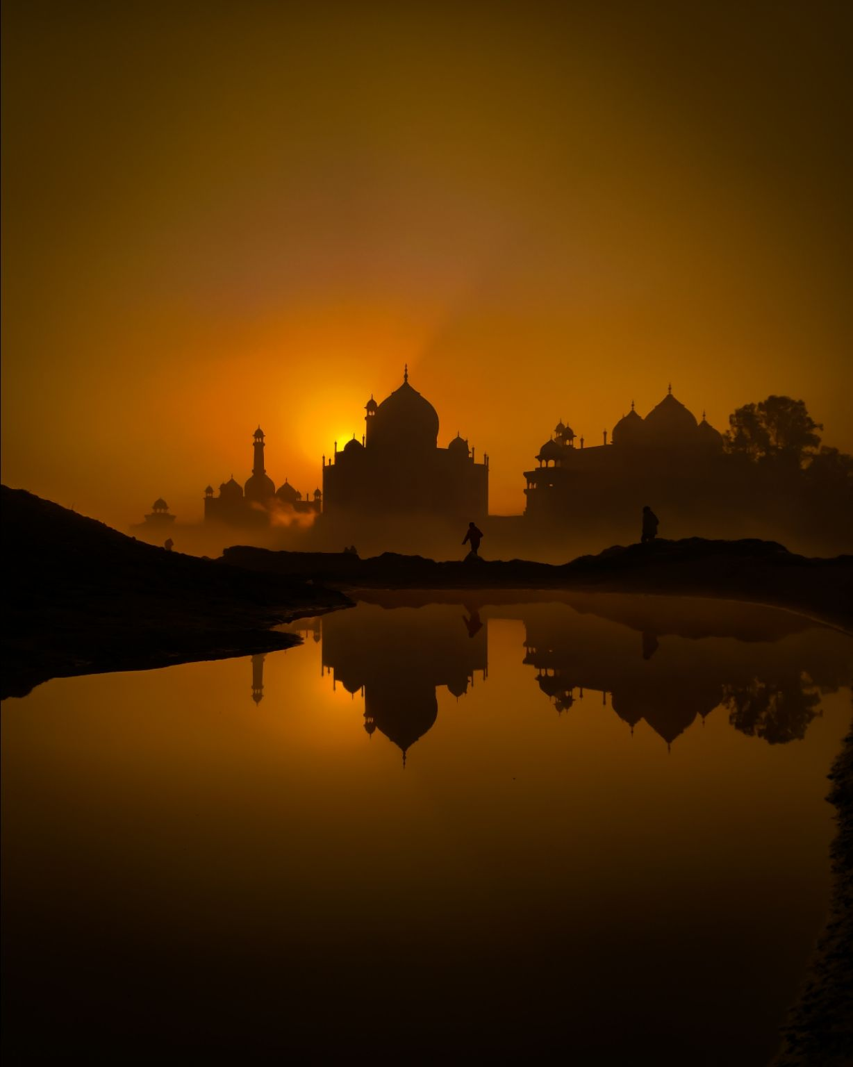 Photo of Taj Mahal By Rohit Khatri