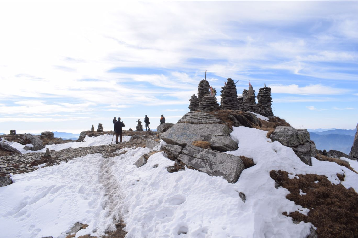 Photo of Kedarkantha Summit By Saivivek Kalivemula